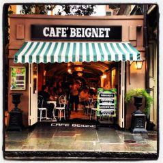 Where the beignet magic began.