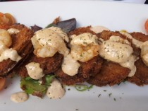 Ernst: Fried Green Tomatoes.
