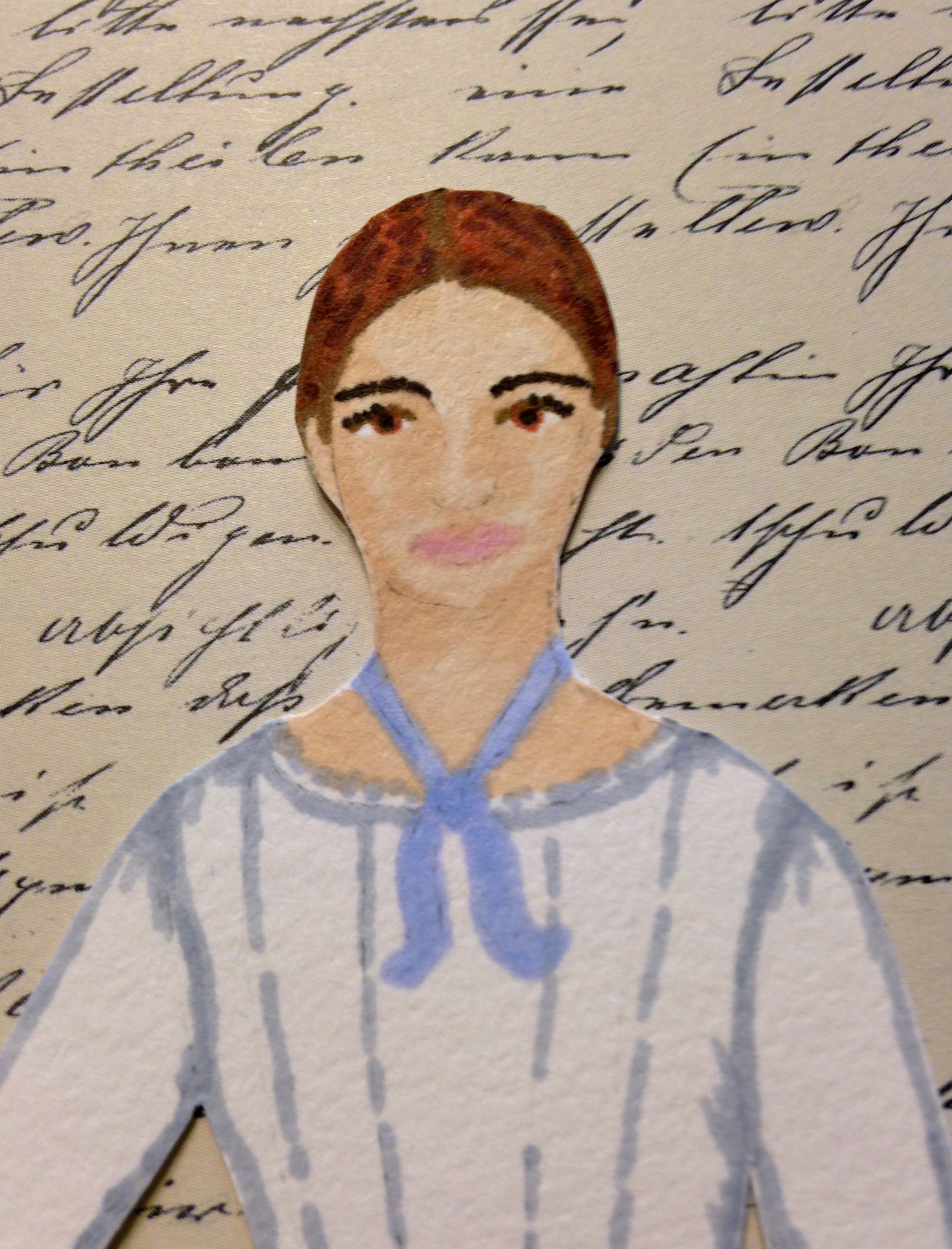 Essay emily dickinson picture 4